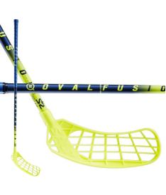 Floorball stick SALMING Oval Fusion (Quest2) 100(111)