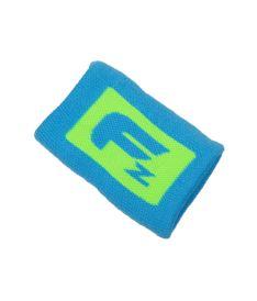 Sportovní potítko FREEZ QUEEN WRISTBAND KID neon blue/lime