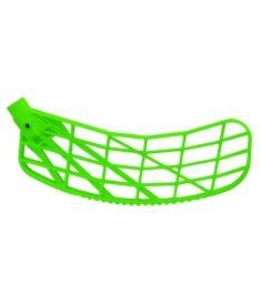 Floorball blade EXEL BLADE VISION SB neon green - sundaná