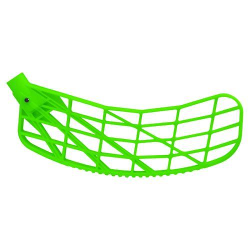Florbalová čepel EXEL VISION MB neon green - florbalová čepel