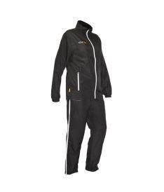 Sportovní kalhoty OXDOG ACE WINDBREAKER PANTS junior black - Kalhoty