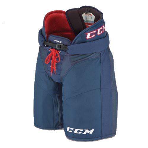 Hokejové kalhoty CCM RBZ 130 navy senior - S - Kalhoty