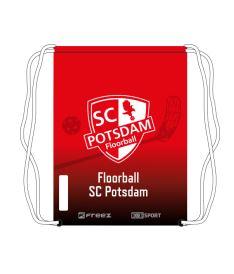 FREEZ GYM BAG - SC Potsdam red/black