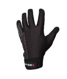 Brankářské florbalové rukavice  FREEZ GLOVES G-280 black SR - XL - Brankařské rukavice