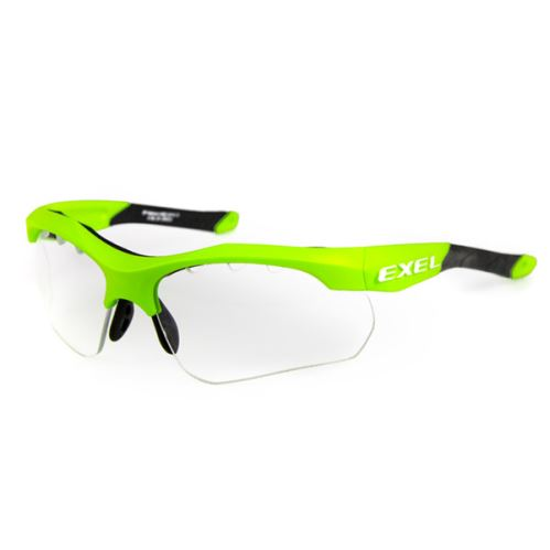 EXEL X100 EYE GUARD senior green - Schutzbrillen