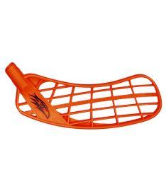 Floorball blade SALMING Hawk Bio Power Orange
