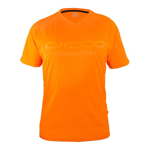 OXDOG ATLANTA TRAINING SHIRT orange 140 - T-shirts