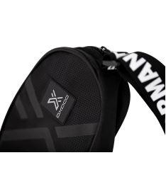 Vak na florbalky OXDOG OX2 STICKBAG SR Black/reflective - florbalový stickbag