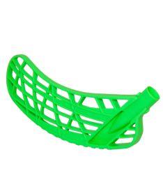 Floorball blade EXEL BLADE ICE SB neon green L - floorball blade