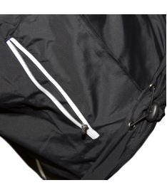 Sportovní bunda OXDOG ACE WINDBREAKER JACKET black 140 - Bundy