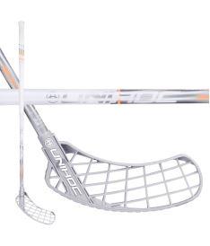 Florbalová hokejka UNIHOC STICK Sonic STL 29 white 100cm