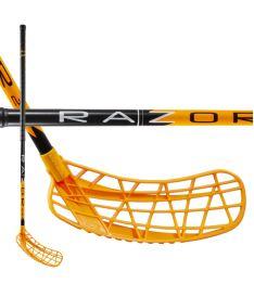 Florbalová hokejka EXEL RAZOR ORANGE 2.6 101 ROUND SB