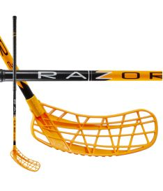 Florbalová hokejka EXEL RAZOR ORANGE 2.9 96 ROUND SB