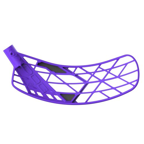 Florbalová čepel OXDOG FSL (FastShootLight) CARBON MBC2 Ultra Violett R - florbalová čepel