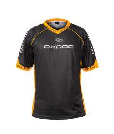 OXDOG RACE SHIRT senior black/orange