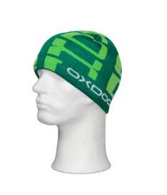 Čepice OXDOG ROCK WINTER HAT green/light green/white - L/XL