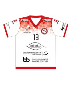 FREEZ JERSEY SUBLI KID - MFBC AWAY 19 - white