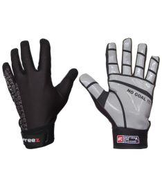 Brankářské florbalové rukavice FREEZ GLOVES G-270 black SR