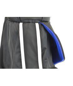 Brankářské kalhoty VAUGHN HPG VENTUS LT88 black senior - L - Kalhoty