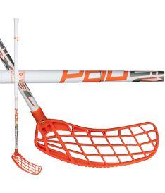 Floorball stick EXEL P60 WHITE 2.9 95 ROUND MB