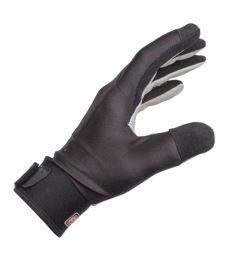 Brankářské florbalové rukavice  FREEZ GLOVES G-280 black SR - XXL - Brankařské rukavice
