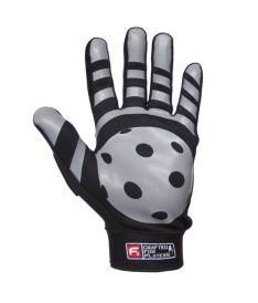 Brankářské florbalové rukavice  FREEZ GLOVES G-180 black SR - XL - Brankařské rukavice