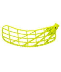 EXEL BLADE VISION MB neon yellow R  - Floorball Schaufel