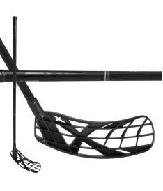 Floorball Schläger EXEL VECTOR-X BLACK 2.6 103 OVAL MB