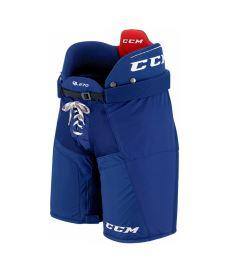 Hokejové kalhoty CCM QUICKLITE 270 navy senior - S - Kalhoty