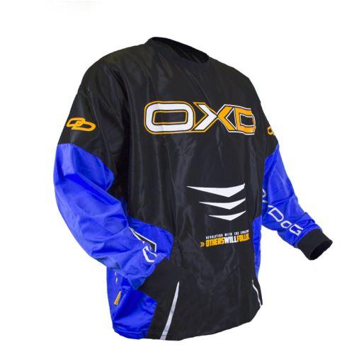OXDOG GATE GOALIE SHIRT black 150/160 (no padding) - Pullover
