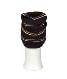 OXDOG JOY WINTER HAT black/orange/white - L/XL - Caps und Mützen