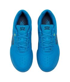 SALMING Hawk Court Shoe Men Brilliant Blue/Poseidon Blue 7,5 UK - Obuv