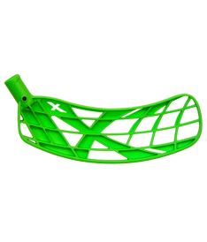 Floorball blade EXEL BLADE X SB neon green