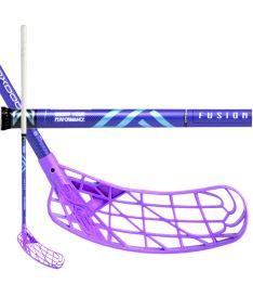 Floorball stick OXDOG FUSION 32 PU 87 ROUND NB