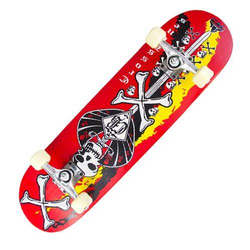 ROLLER DERBY SKATEBOARD Crossbones - Skateboardy