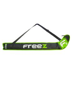 Florbalová taška FREEZ Z-80 STICKBAG BLACK/GREEN 103cm