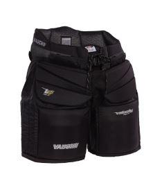 BRANKÁRSKE NOHAVICE VAUGHN VELOCITY V7 XF PRO black senior - XS - Kalhoty