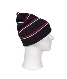 OXDOG JOY WINTER HAT black/red/white - L/XL - Caps and hats