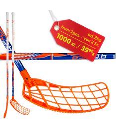 Florbalová hokejka EXEL P70x 2.6 blue 103 ROUND MB