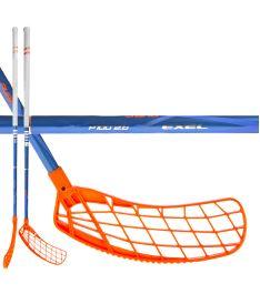 Florbalová hokejka EXEL P100 BLUE 2.6 101 ROUND MB
