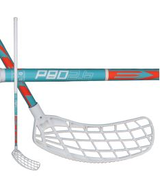 Floorball stick EXEL P80 TURQUOISE 2.6 101 OVAL MB