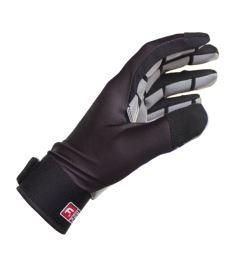 Brankářské florbalové rukavice  FREEZ GLOVES G-270 black SR - L - Brankařské rukavice