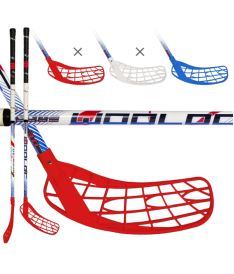 WOOLOC FORCE 3.0 blue-red-white 101 ROUND