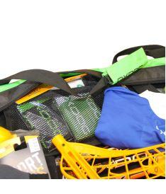 OXDOG M3 TOOLBAG junior green* - Floorball toolbags