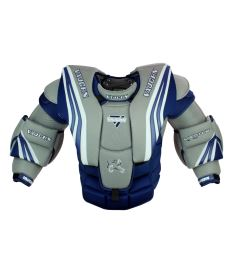 VAUGHN CHEST & ARMS VENTUS SLR PRO blue/silver/white senior