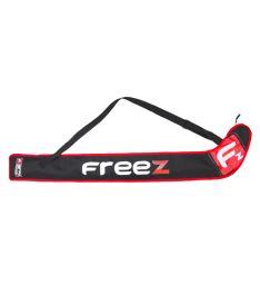 Florbalová taška FREEZ Z-80 STICKBAG BLACK/RED 103cm