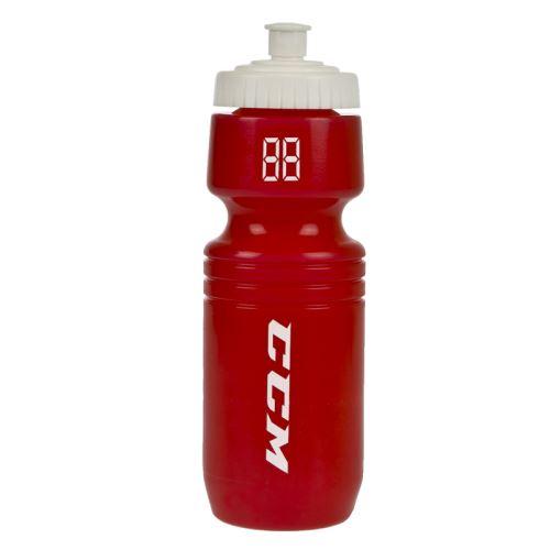 CCM BOTTLE 0,7L red - Ostatní