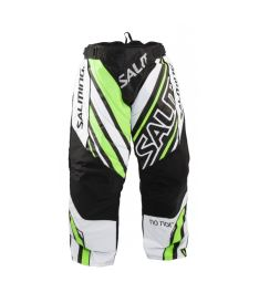 SALMING Phoenix Pant JR White/GeckoGreen