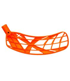 Floorball blade EXEL BLADE X SB neon orange NEW