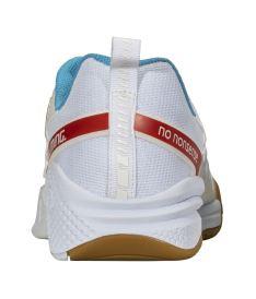 SALMING Kobra 3 Shoe Men White/RaceBlue 8,5 UK - Obuv